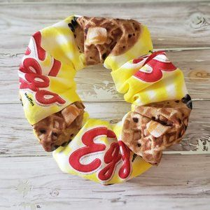 Eggo Hair Scrunchie